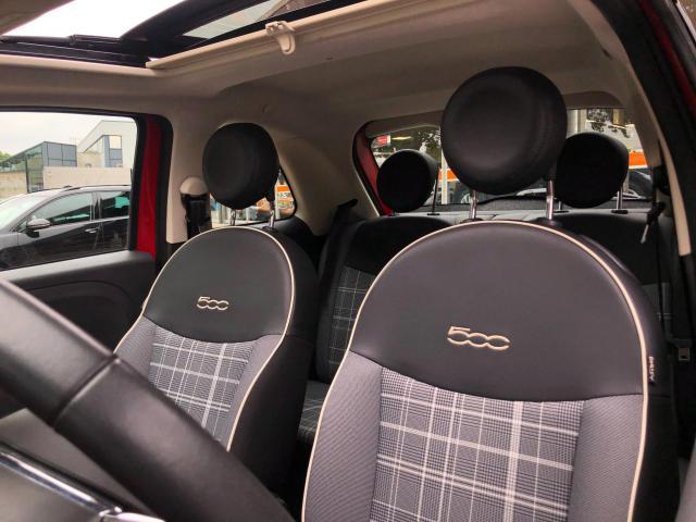 Fiat 500 1.2 Lounge Schuifdak/Navi/Clima/Digi Cockpit