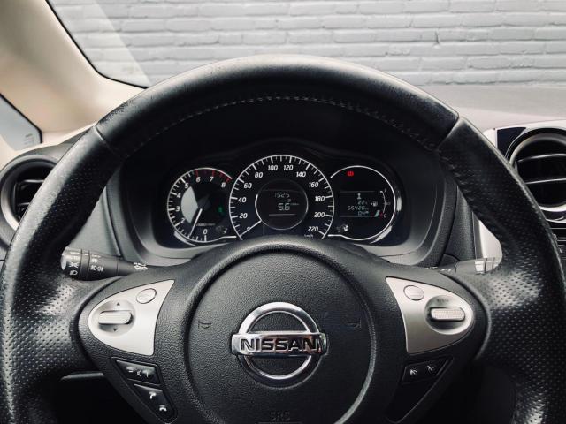 Nissan Note 1.2 DIG-S N-TEC 98pk/Navi/Camera/Clima