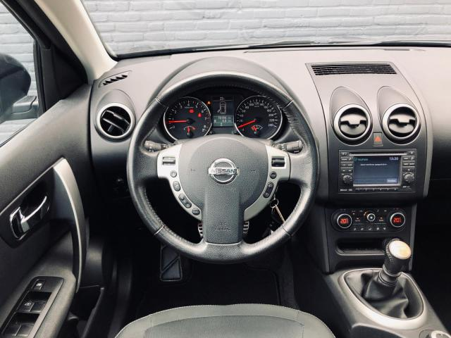 Nissan Qashqai 2.0 Connect Edition 4WD Panoramadak/Navigatie/Camera
