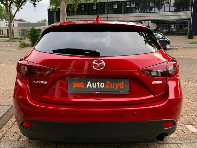 Mazda 3 1.5 TS+ Xenon/Navi/Clima/PDC