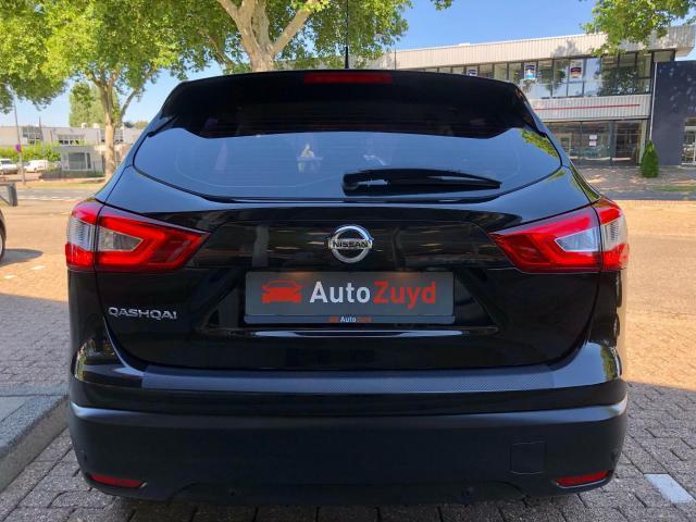 Nissan Qashqai 1.2 Acenta Navi/Camera/Stoelverwarming