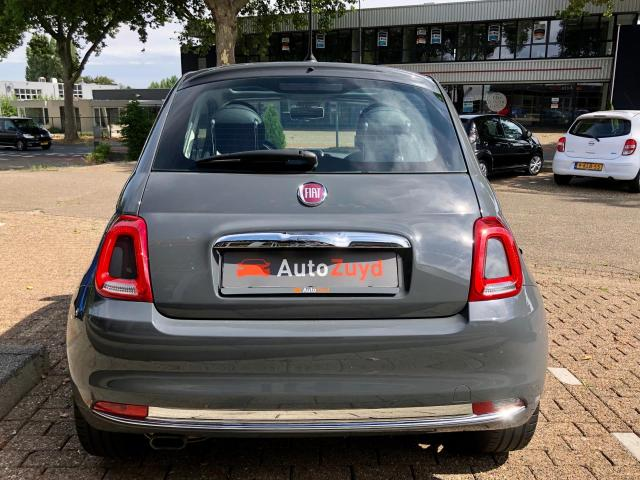 Fiat 500 1.2 Lounge Airco/Stoelverw./Pano