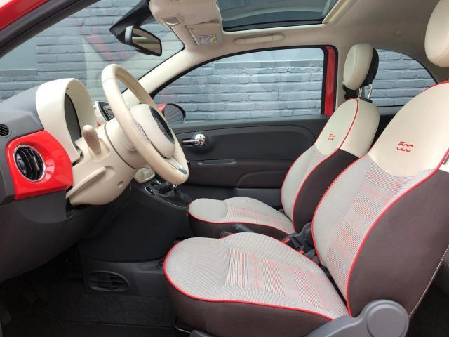 Fiat 500 1.2 Lounge Panoramadak/Climate control