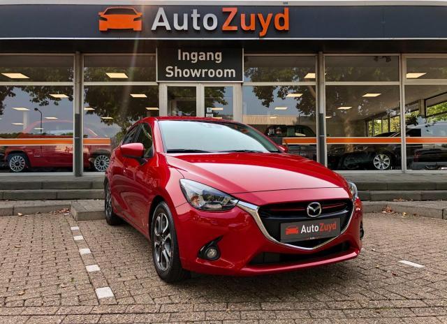 Mazda 2 1.5 Skyactiv-G GT-M Driver Pack 115pk/Navi/LED/Leder