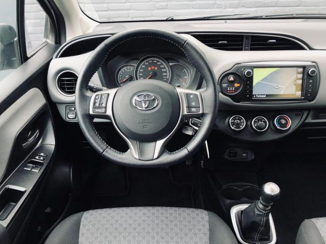 Toyota Yaris 1.3 VVT-i Aspiration Navi/Camera/Bluetooth