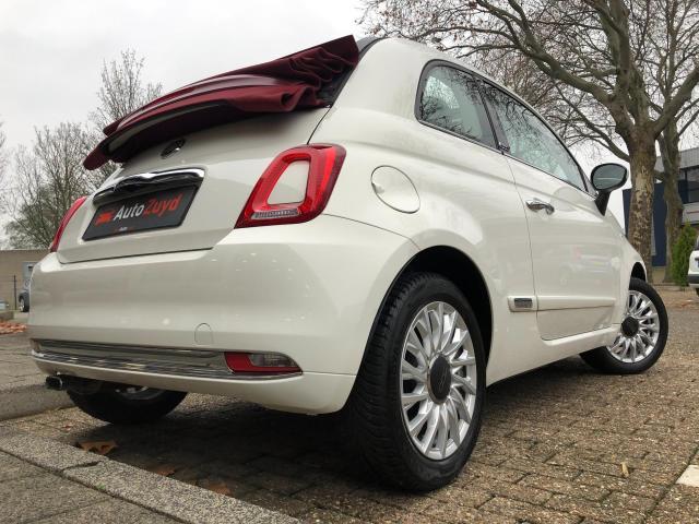 Fiat 500 C 1.2 Lounge Airco/Bluetooth/Mistlampen
