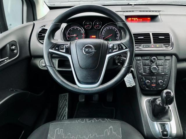Opel Meriva 1.4 Turbo Edition Airco/Bluetooth/Cruise