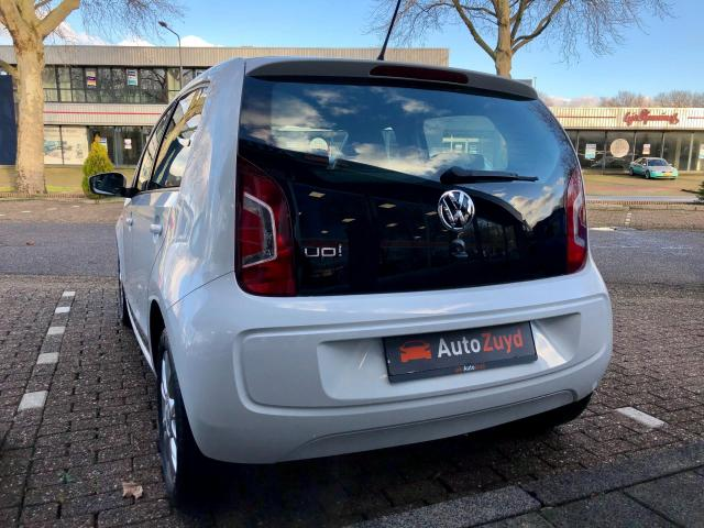 Volkswagen Up! 1.0 high up! BlueMotion Automaat/Navi/Airco