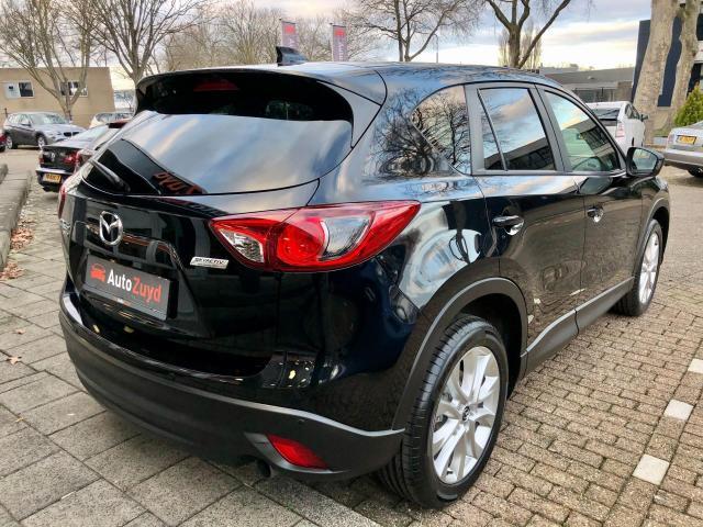 Mazda CX-5 2.0 GT-M 4WD Bose Audio/Leder/Xenon