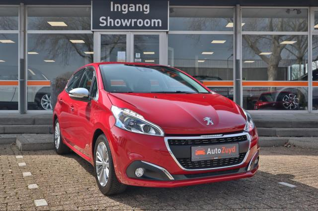Peugeot 208 1.2 PureTech Allure Apple CarPlay/Clima/Cruise