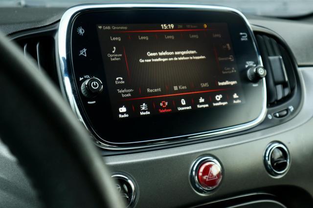 Fiat 500 S 1.2 Sport UConnect/Virtual Cockpit/Clima