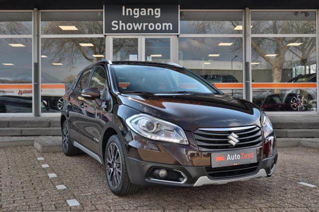 Suzuki SX4 S-Cross 1.6 Limited Automaat/Xenon/Trekhaak