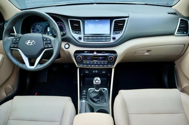 Hyundai Tucson 1.6 T-GDi Premium Leder/LED/Schuifdak