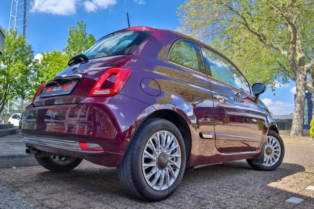 Fiat 500 1.2 Lounge Airco/Pano/LM Velgen