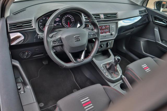SEAT Ibiza 1.0 TSI FR Business Intense 17inch/Cruise Control