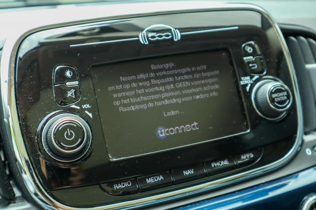 Fiat 500 1.2 Lounge Pano/Airco/Bluetooth