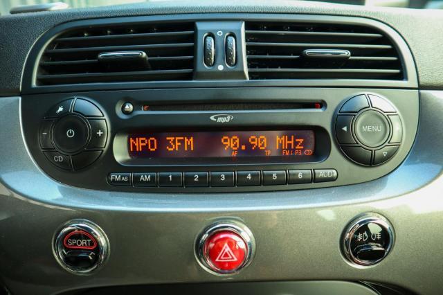 Fiat 500 1.4-16V Abarth Cabrio/135PK/17Inch/Leder