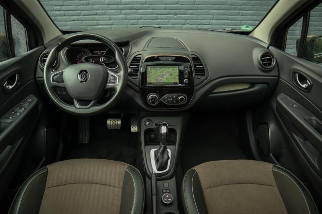 Renault Captur 1.2 TCe Edition Automaat/Pano/Navi/Cam/Leder-stof