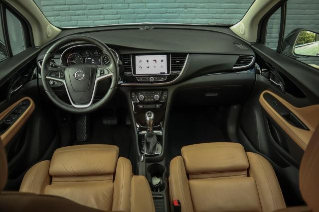 Opel Mokka X 1.4 Turbo 4x4 Innovation Automaat/Navi/4x4/Leder