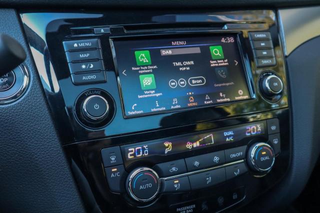Nissan Qashqai 1.3 DIG-T N-Connecta Automaat/160pk/Pano