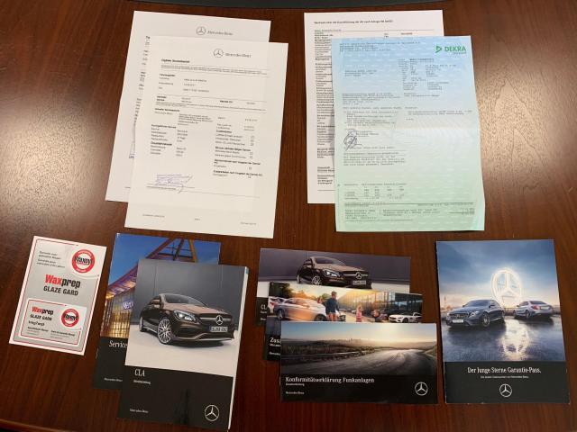 Mercedes-Benz CLA-klasse 45 AMG 4MATIC Ster Garantie 4-2021
